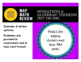 MAP Test Review: Operations and Algebraic Thinking (190-200)