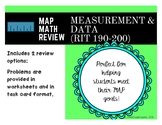 MAP Test Review Practice: Measurement and Data (190-200)