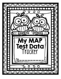 MAP Testing RIT Data Tracker Pack
