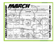 MARCH FAMILY FITNESS CALENDAR
