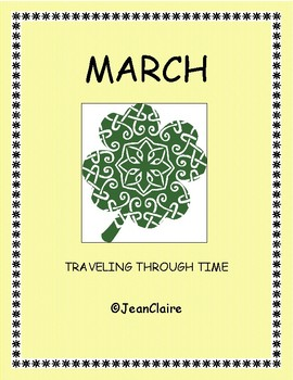 MARCH: TRAVELING THROUGH TIME