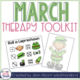MARCH Lesson Plans for Speech and Language Therapy