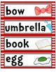 MARCH VOCABULARY CARD FOR WORD WALLS