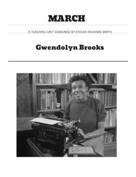 MARCH by GWENDOLYN BROOKS