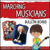 MARCHing Musicians! - Musician and Composer of the Month M