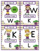 MARDI GRAS I HAVE WHO HAS ALPHABET LETTER GAME