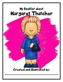 Women's History Month / MARGARET THATCHER {Research Report}