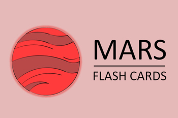 MARS FLASH CARDS