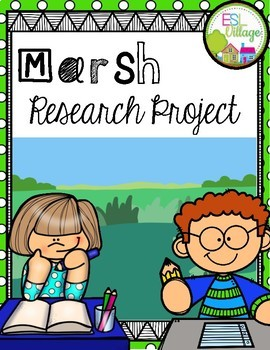 MARSH Research/Report Project Booklet