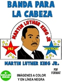 MARTIN LUTHER KING ACTIVITIES| BLACK HISTORY MONTH ACTIVITIES | ESPAÑOL | CORONA
