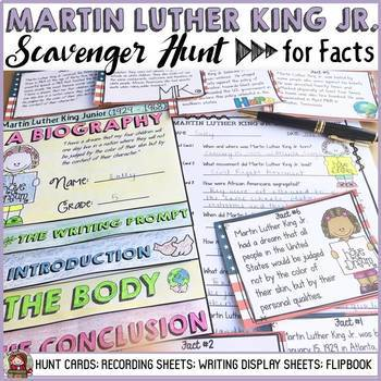 MARTIN LUTHER KING JR.: HUNT AND BIOGRAPHY