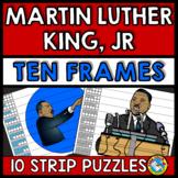 MARTIN LUTHER KING JR ACTIVITY KINDERGARTEN (NUMBER SENSE