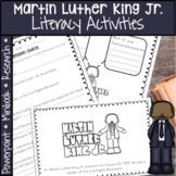 MARTIN LUTHER KING JR.  BLACK HISTORY MONTH ACTIVITIES, PR