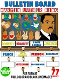 MARTIN LUTHER KING ACTIVITIES| BLACK HISTORY MONTH ACTIVIT