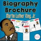 MARTIN LUTHER KING, JR. - DIGITAL Google Slides™ Biography