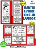 MARTIN LUTHER KING JR. LAPBOOK | MARTIN LUTHER KING JR. AC
