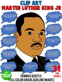 MARTIN LUTHER KING JR QUOTES | CLIPART | MARTIN LUTHER KIN