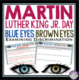 MARTIN LUTHER KING JR DAY ACTIVITY