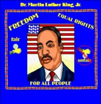 Martin Luther King Literacy - SmartBoard 11.4 - Windows OS