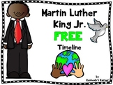 MARTIN LUTHER KING, JR. TIMELINE AND ACTIVITIES
