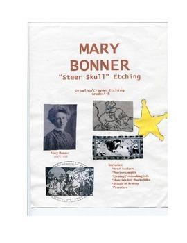 MARY BONNER ART LESSON