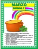 DISTANCE LEARNING-MARZO-BUNDLE OF ACTIVITIES IN SPANISH
