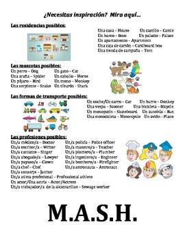 M.A.S.H. - El tiempo futuro (Español)
