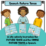 M.A.S.H. MASH, Spanish Future Tense, Simple Future Tense
