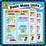 Basic Units of Mass: Reference