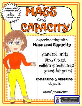 MASS and CAPACITY Standard Units