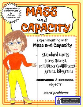 MASS and CAPACITY Standard Units