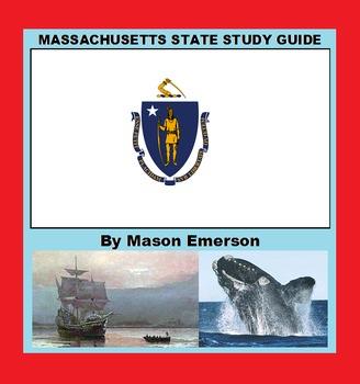 MASSACHUSETTS STATE STUDY GUIDE (SOME ESL SPANISH TOO)