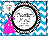 MASTER MIND: A MUST USE GA MILESTONE TEST PREP GAME FOR 3RD GRADE SCIENCE