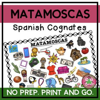 MATAMOSCAS - Cognates