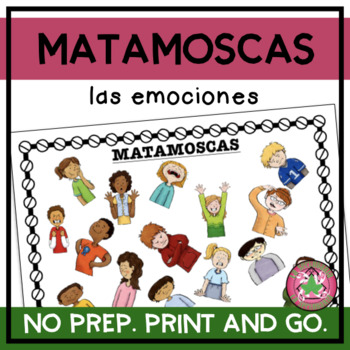 MATAMOSCAS - EMOTIONS with Images