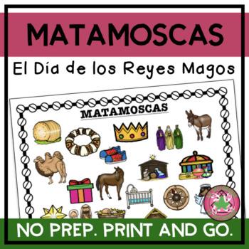 MATAMOSCAS - El Día de los Reyes  Magos