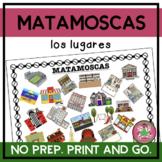 MATAMOSCAS - LOS LUGARES (places)