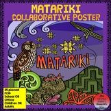 MATARIKI*** Collaborative Poster