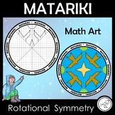 MATARIKI – Rotational Symmetry – Math Art