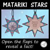MATARIKI  -  Star Craft with Facts