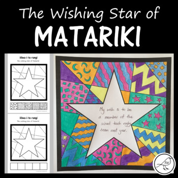 MATARIKI  -  Wishing Star