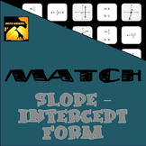 MATCH - Slope-Intercept Form Puzzle