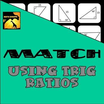 MATCH - Trig Ratios