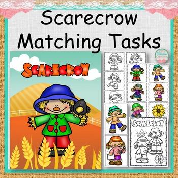 MATCHING TASKS Scarecrows