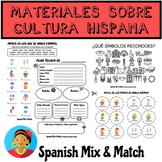 MATERIALES PARA TRABAJAR LA CULTURA HISPANA EN CLASE DE ESPAÑOL