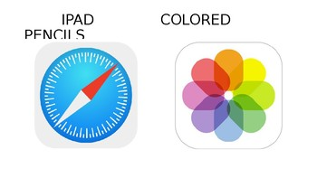 MATERIALS NEEDED ICONS