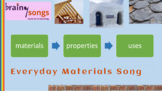 MATERIALS, OBJECTS & EVERYDAY STRUCTURES | FREE Activity