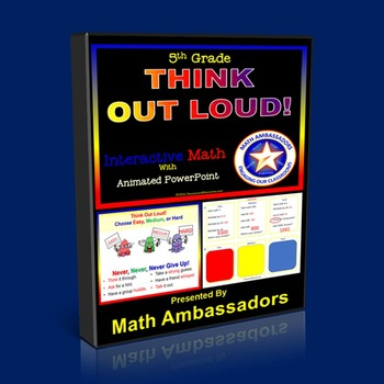 MATH AMBASSADORS In Your Classroom -- Unleash the Power!