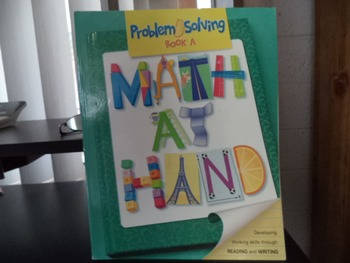 MATH AT HAND    ISBN 0-669-50049-6