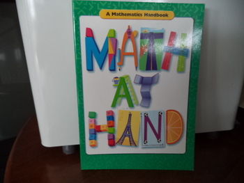 MATH AT HAND    ISBN0-669-46922-X